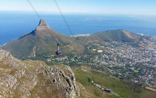 India Venster Table Mountain Cape Town