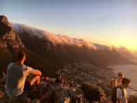 sunset Top circuit hike
