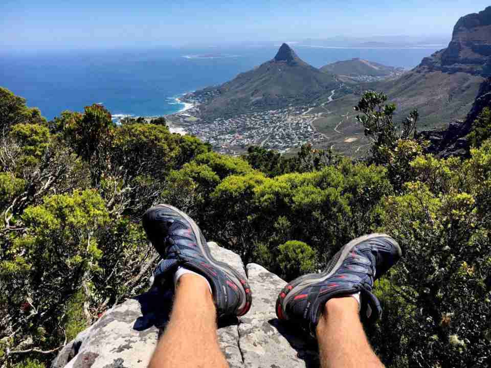 Tranquillity Cracks Secret Location Table Mountain