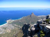India Venster hike on Table Mountain