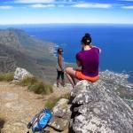India Venster hiking route