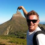 India Venster Table Mountain hike