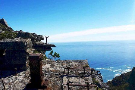 Kasteelspoort hike Table Mountain South Africa