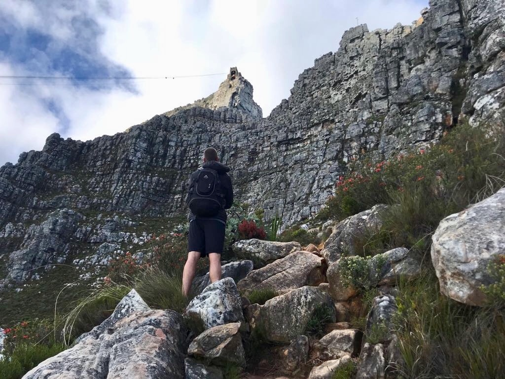 The best time to hike Table Mountain