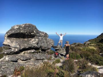 What to see on Table Mountain