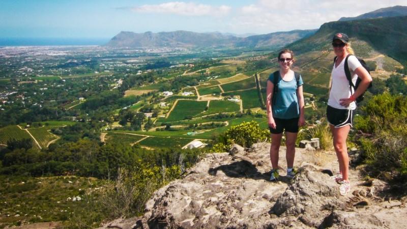 Constantia Nek Table Mountain hike