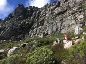 Planning a Table Mountain hike
