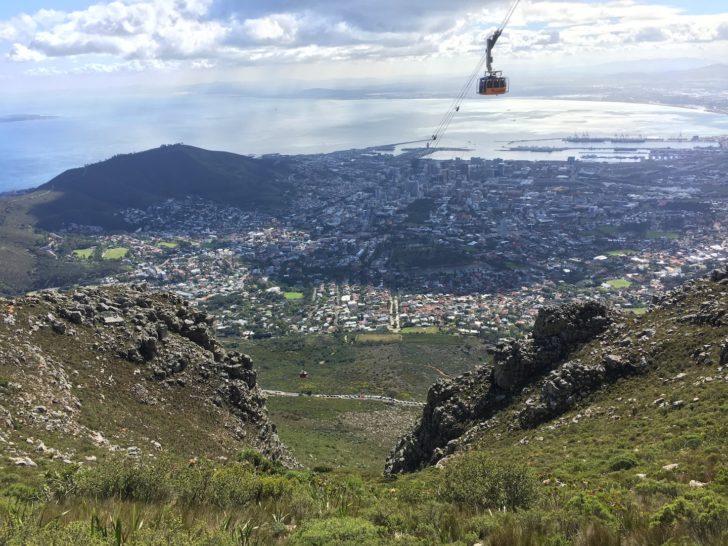 Choosing a Table Mountain hike
