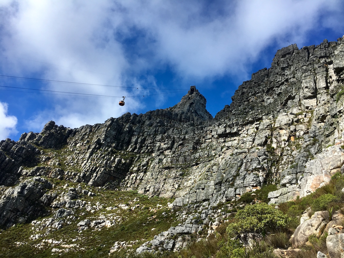 The fastest hike on Table Mountain