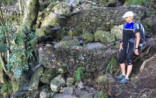 Skeleton Gorge hike on Table Mountain