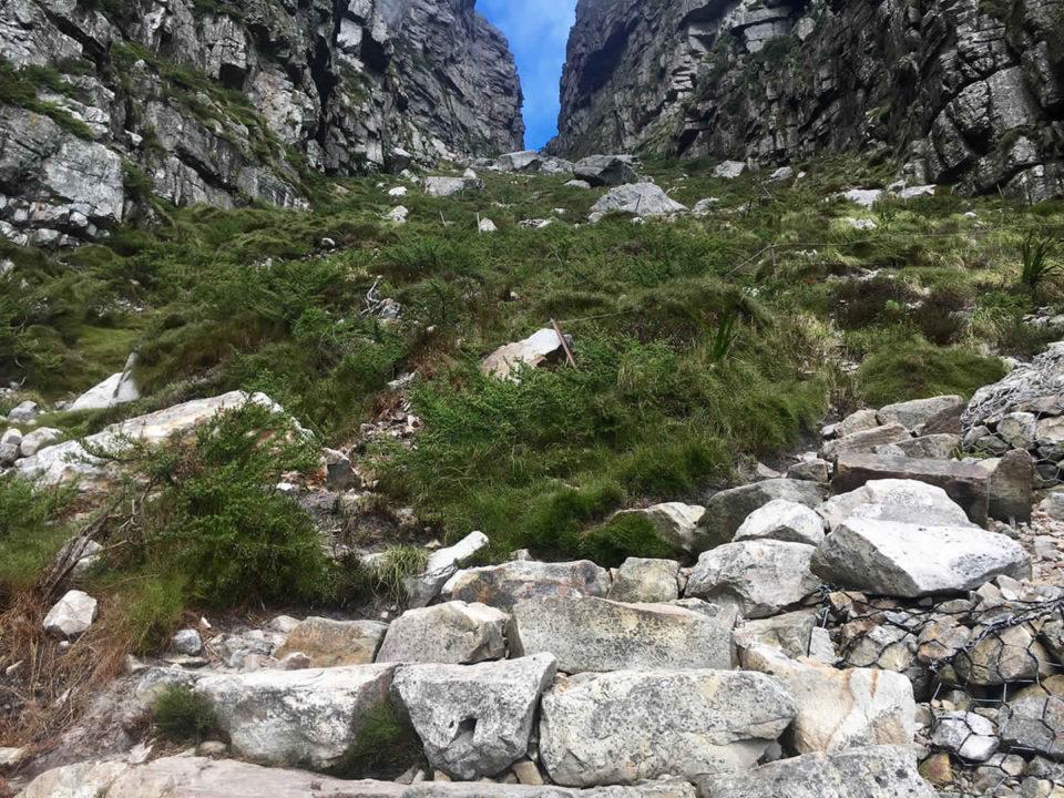 Platteklip Table Mountain
