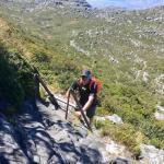 Kasteelspoort Table Mountain hike Cape Town