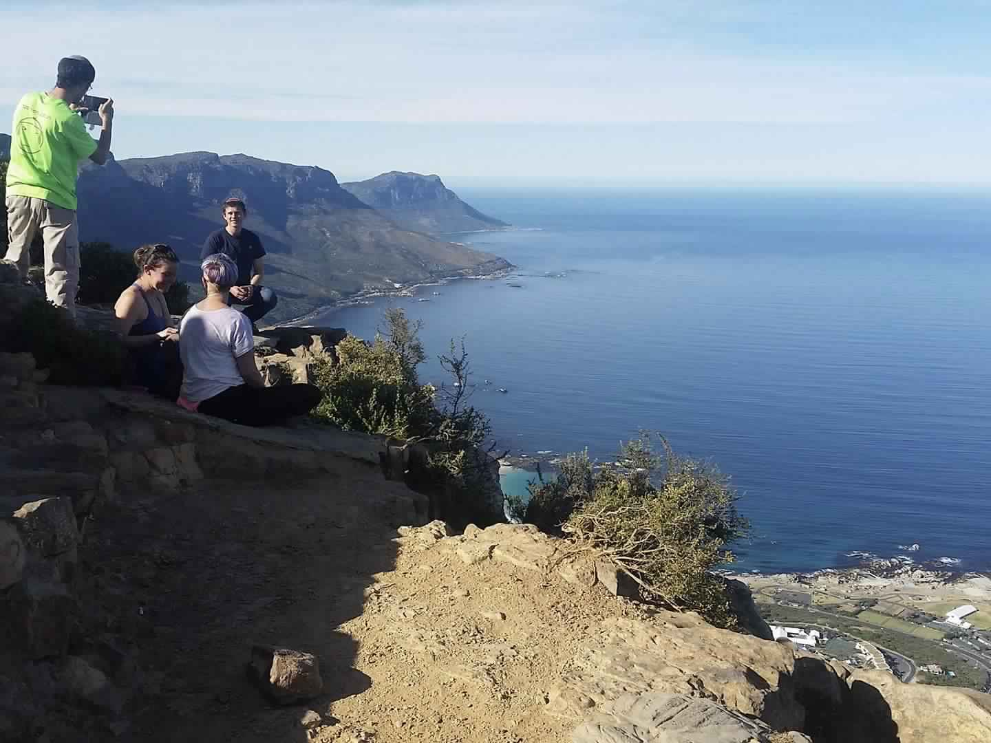 Lion S Head Hike Cape Town South Africa