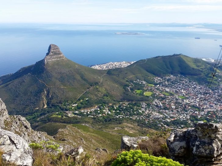 The best hike on Table Mountain