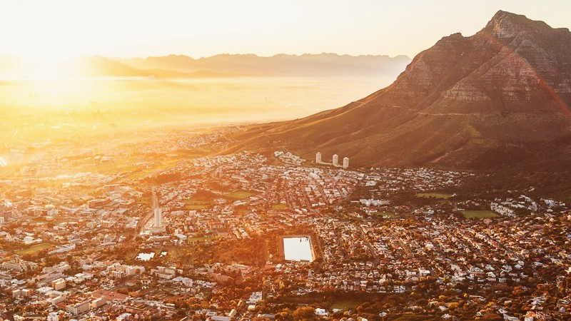 Best time to hike up Table Mountain