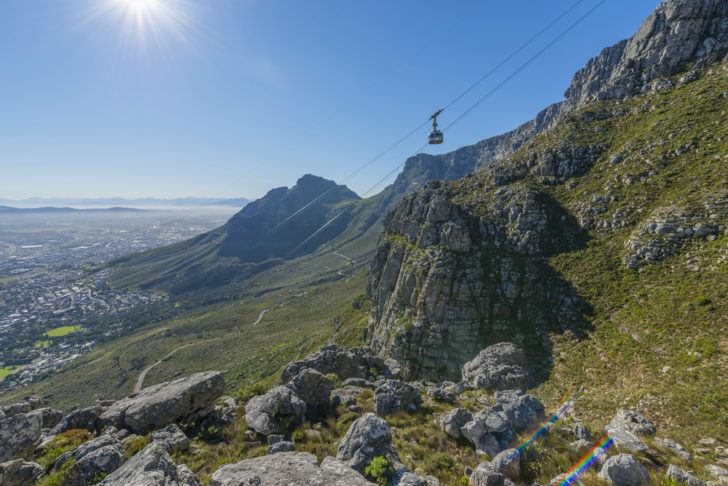 Beginners guide to hiking Table Mountain