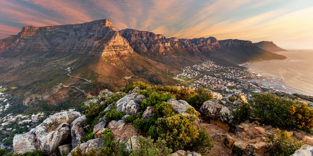 How to hike Table Mountain