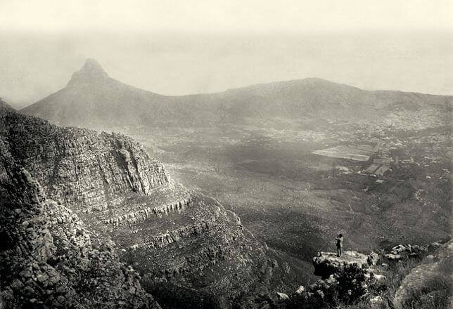 Table Mountain history