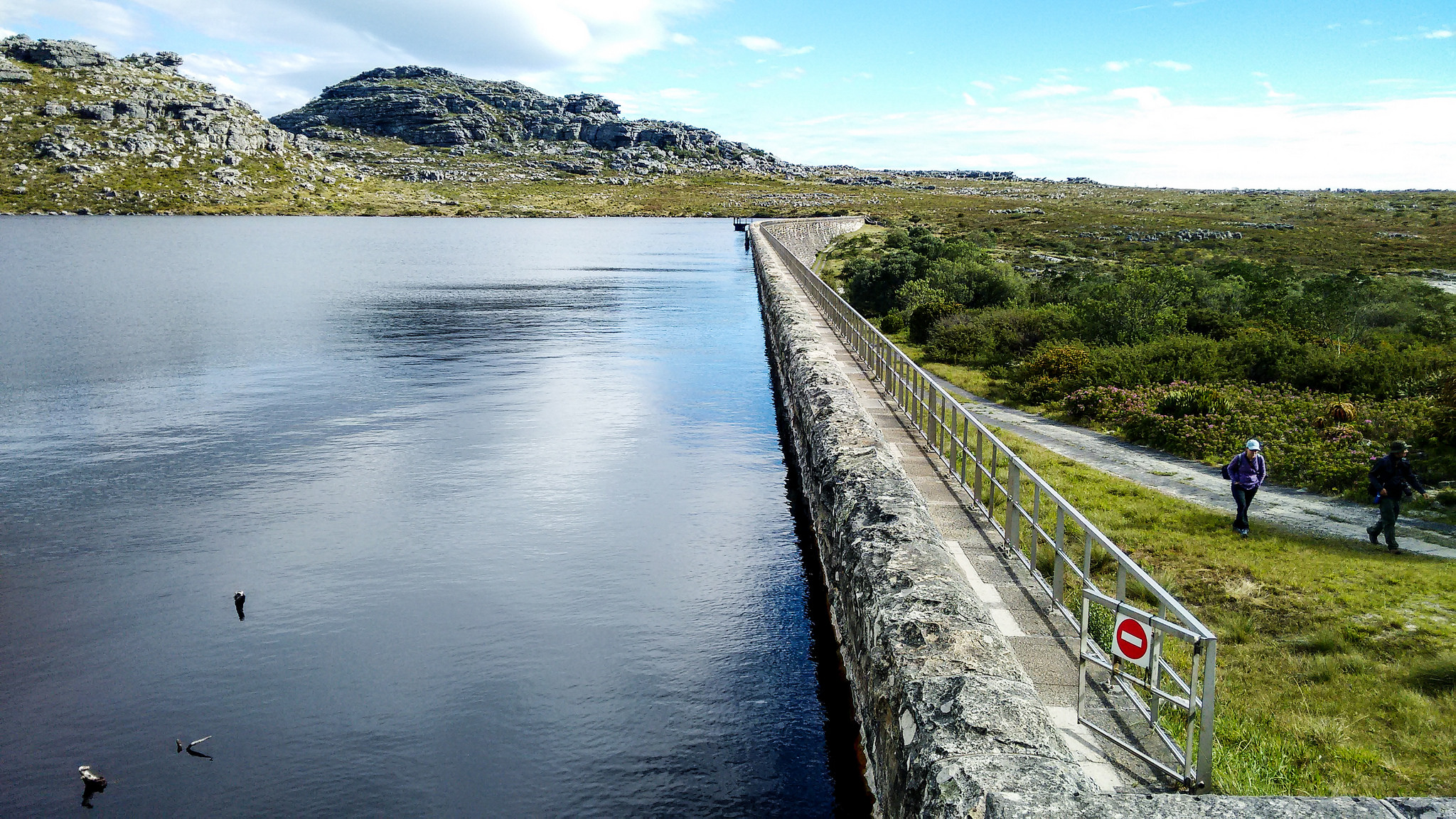 Table Mountain reservoirs