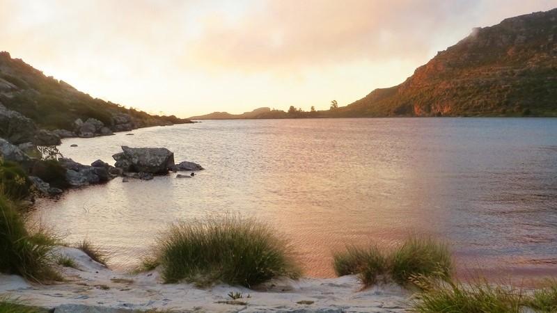 Table Mountain dams
