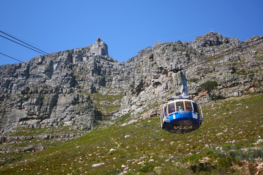 Cable car South Africa