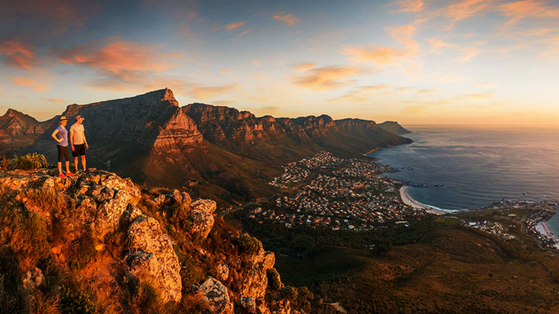 Table Mountain sunset hike