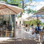 Franschhoek wine tasting room