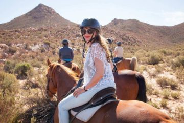 Horse Safari Cape Town