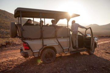 Cape Town 4x4 vehicle