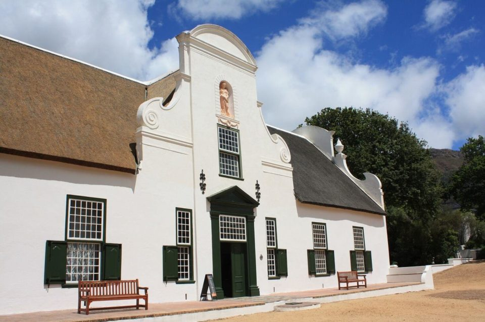 constantia manor house
