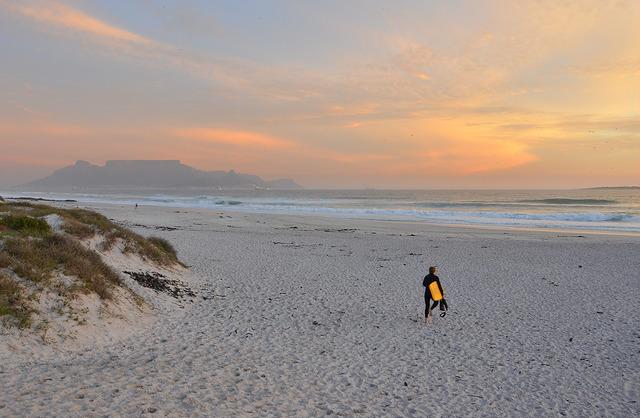 Big-Bay-beach-in-Cape-Town