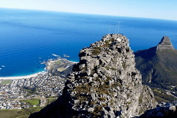India Venster Adventure Table Mountain hike