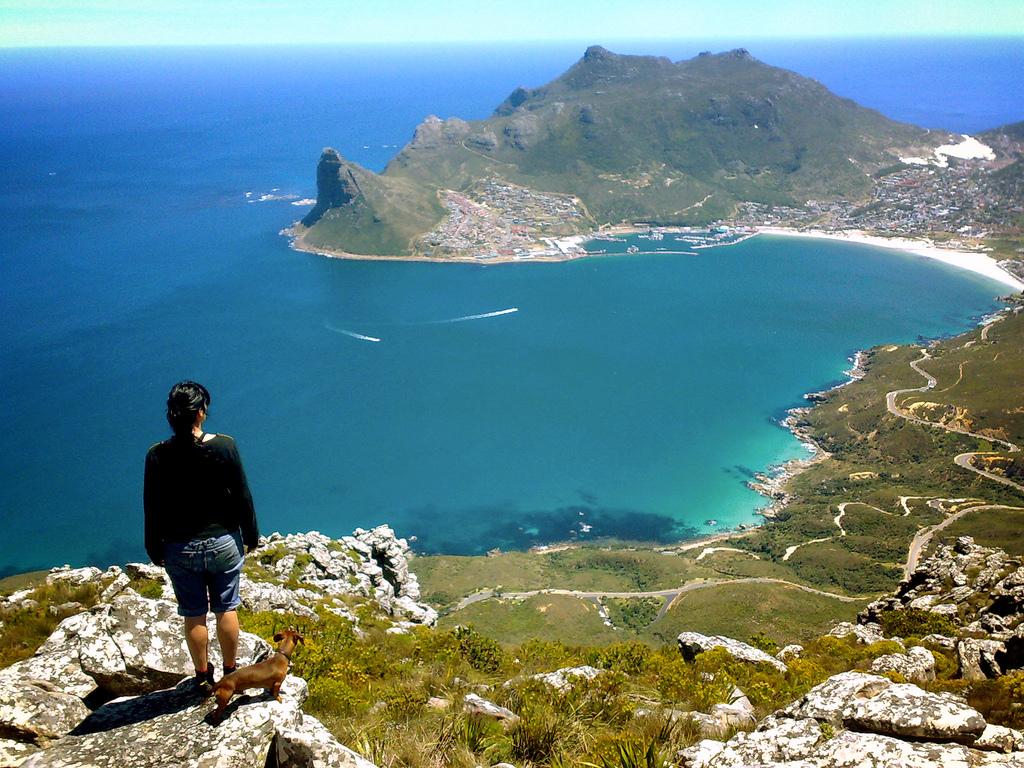Hiking paths Cape Town