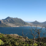 Cape Town hiking path