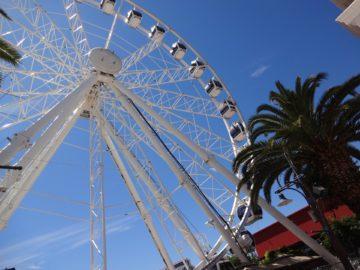 Cape Town wheel