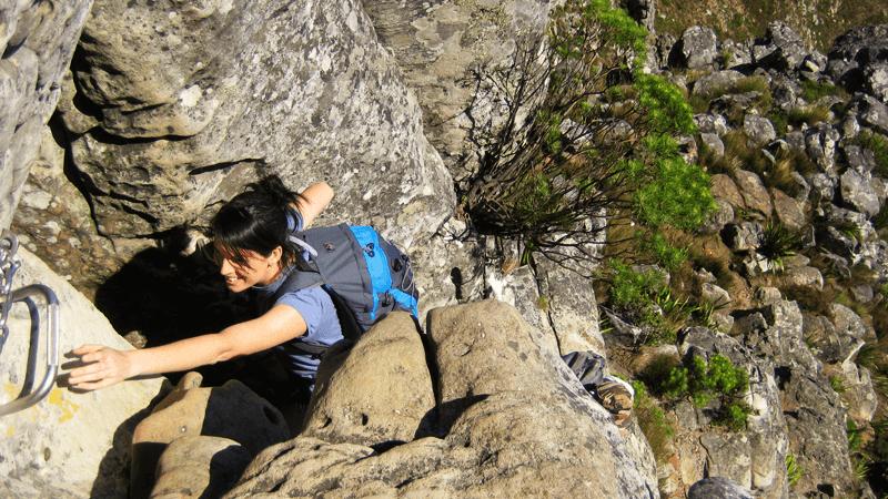 Table Mountain hiking routes