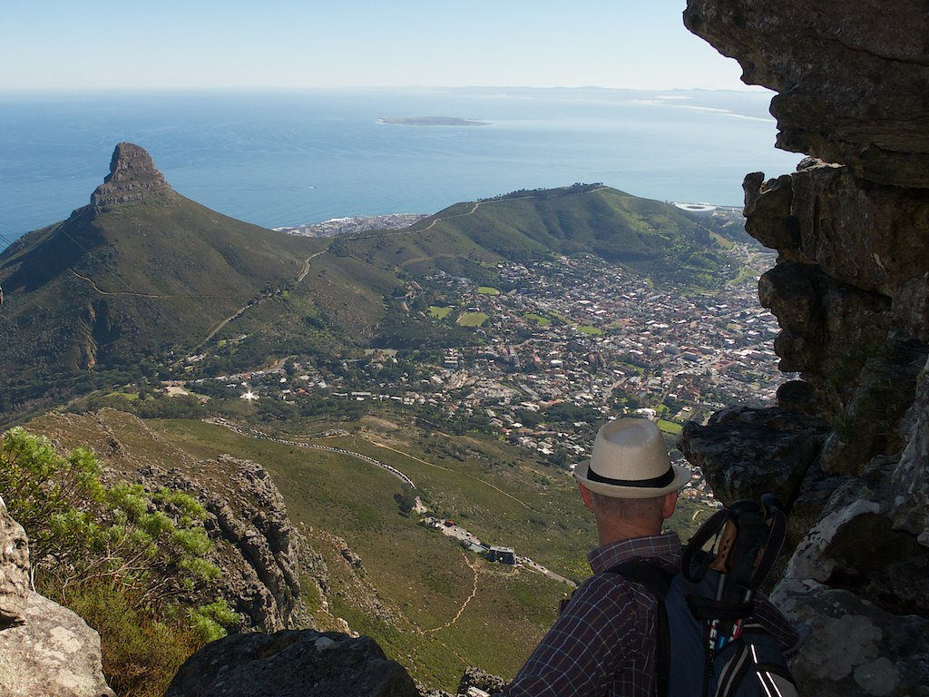 Guide to hike Table Mountain