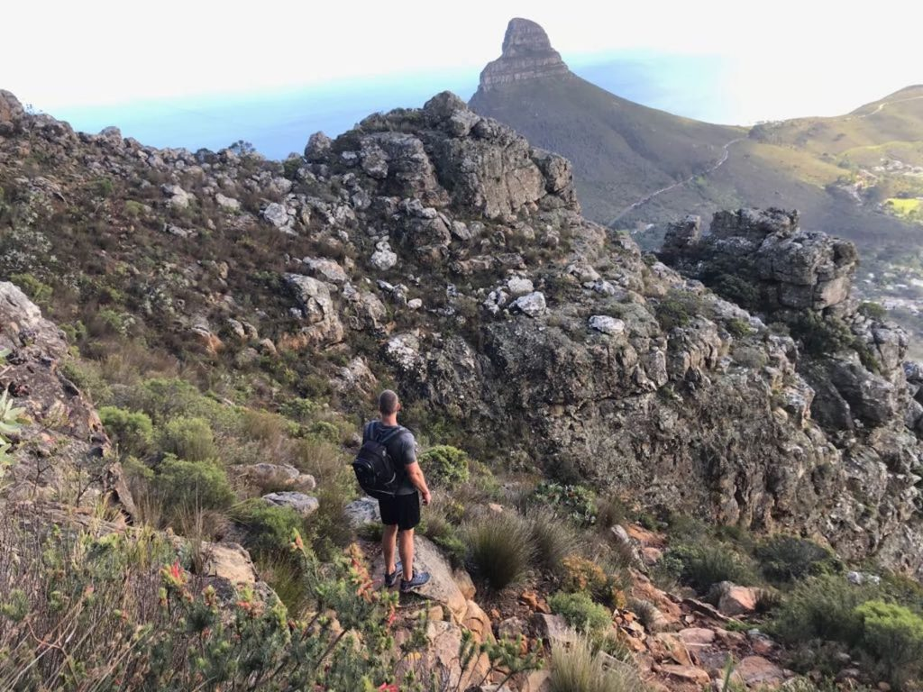 Table Mountain difficulty level