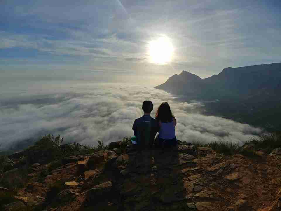 Sunrise day hikes Cape Town