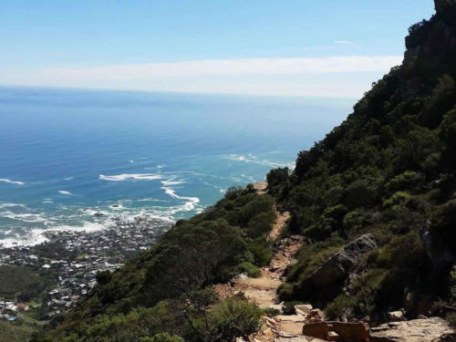 Kasteelspoort Table Mountain