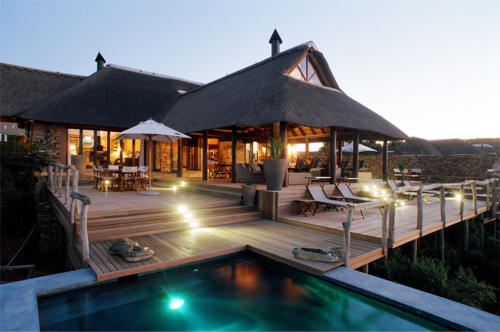 Pumba Private Game Reserve lodge