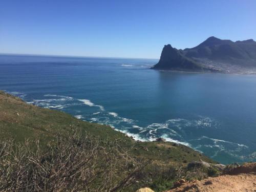 Cape Town hike Chapmans Peak