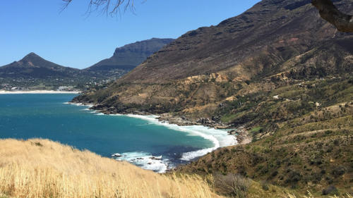 Chapmans Peak hike Cape Town