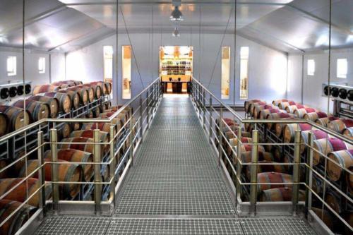 Franschhoek wine cellar tours