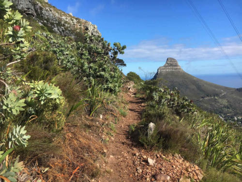 Platteklip Gorge Table Mountain