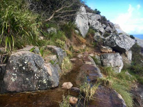 Platteklip Gorge Table Mountain hike