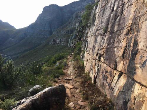 hike Platteklip Gorge Table Mountain