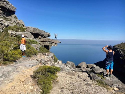 Kasteelspoort hiking route