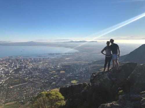 Table Mountain hiking tour in Cape Town