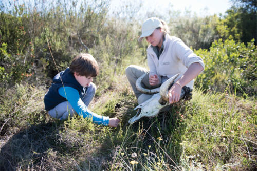 Gondwana Game Reserve kid program